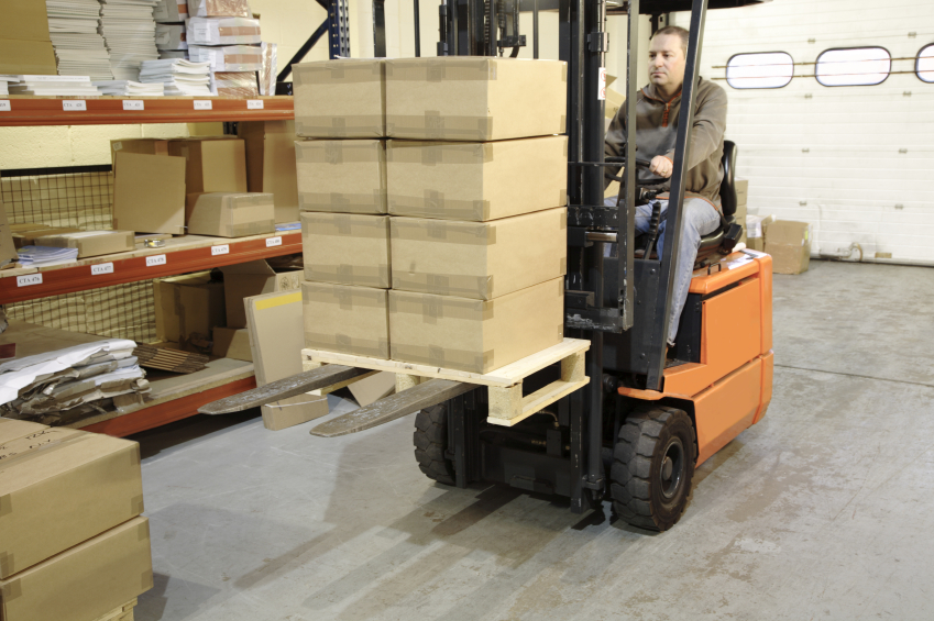 Niso Forklift Accidents Prove Costly